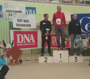 Winner Défi des Seigneurs 2013